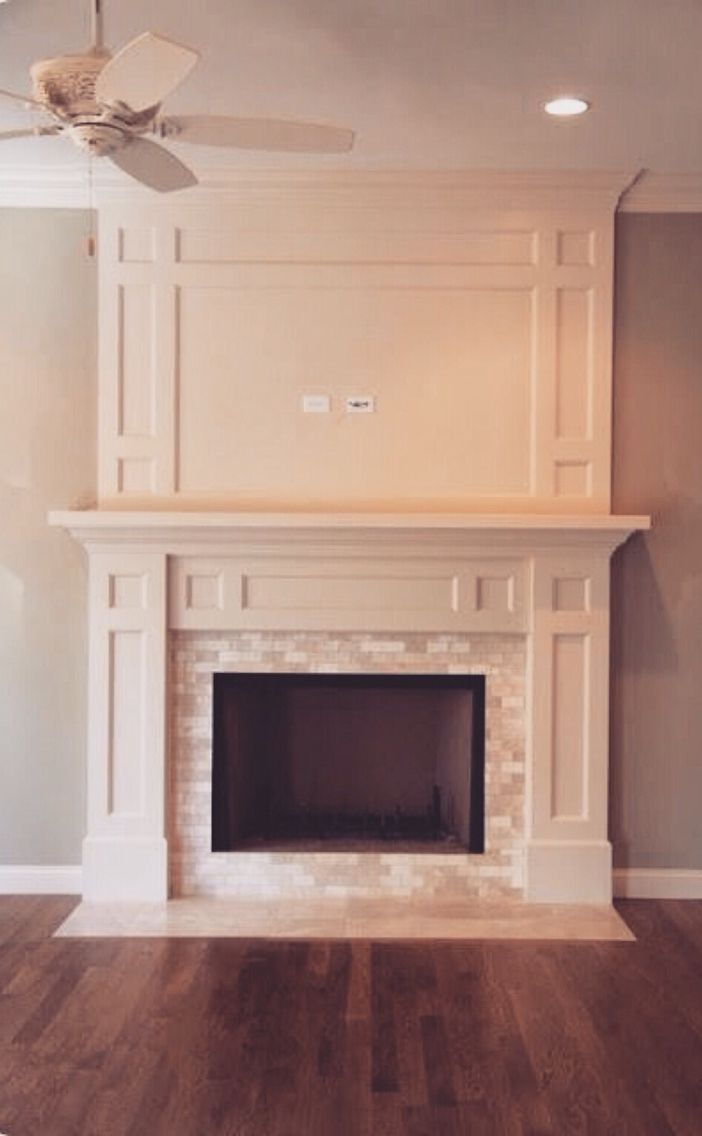 Have a large fireplace