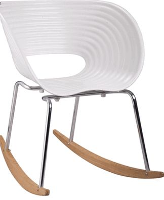 Enjoy the View with Indoor/Outdoor Rocking Chair.