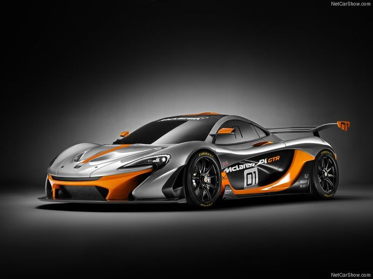 2014 McLaren P1 GTR Concept: New Generation of Racing Car