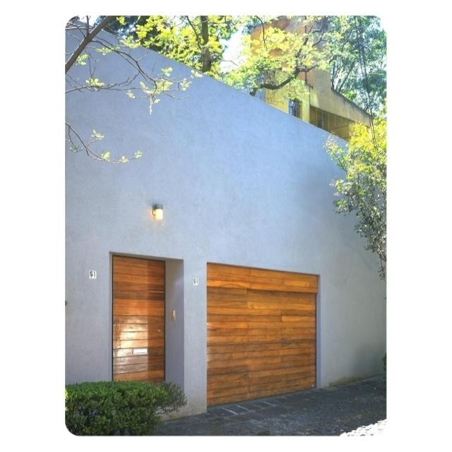 66 best ffront door images on pinterest arquitetura for Minimalist house entrance