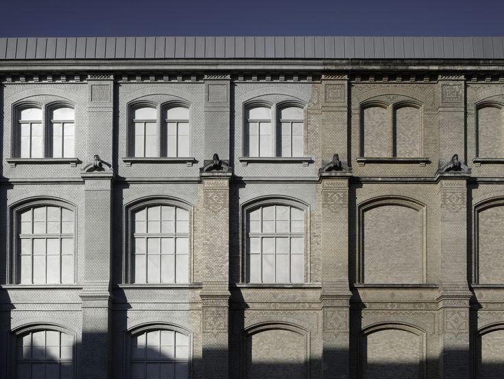 Reckli Individualstrukturen Museum Fur Naturkunde Berlin Museum Fur Naturkunde Auferstanden Aus Ruinen