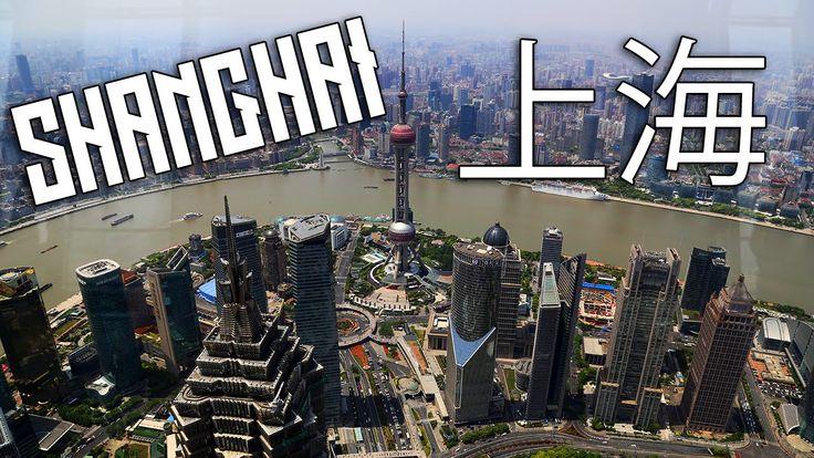 Szanghaj, Chiny 2016   上海 Shanghai, China   GoPro HERO 4 #Shanghai #China #travel #podróże #aventure #majówka