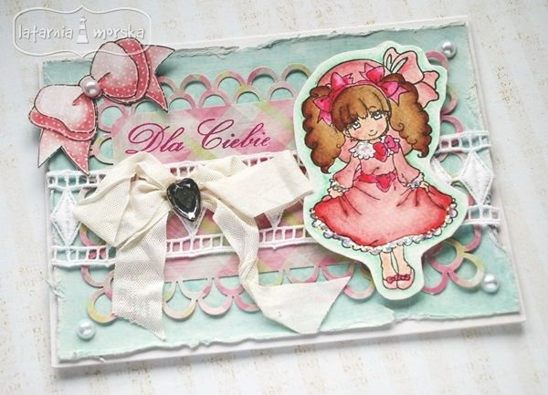 Little Princess collection   Papers and stamp http://www.hurt.scrap.com.pl/category/papiery