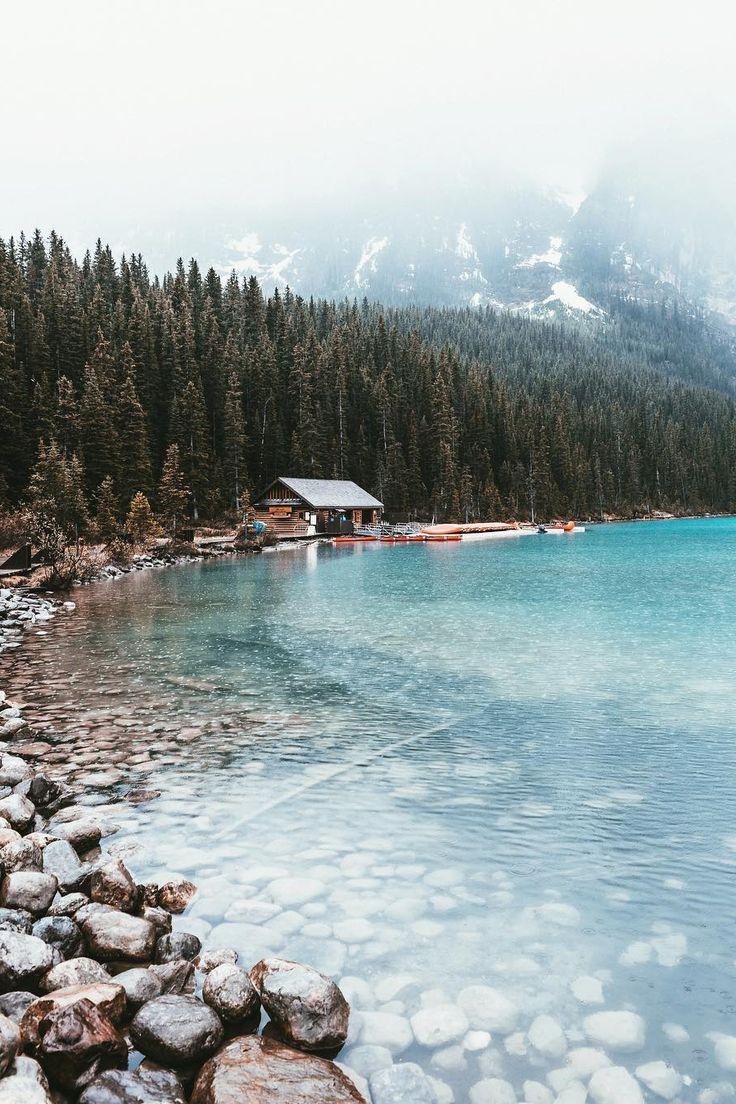 "banshy: "" Banff, Alberta // Craig Howes """