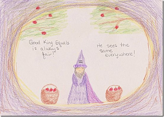 """LOVE these.... they're like the SECRET STORIES, but for Math!!!!!  """"Good King equals gnome"""""""