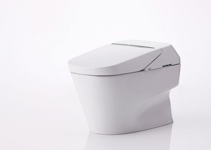 A Self Cleaning Toilet And Toto Bathroom