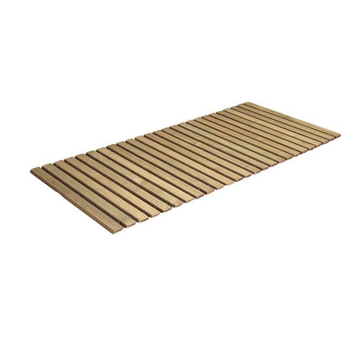 badvorleger holz good vidaxl bambus badematte badvorleger matte saunamatte badematten holz x cm. Black Bedroom Furniture Sets. Home Design Ideas