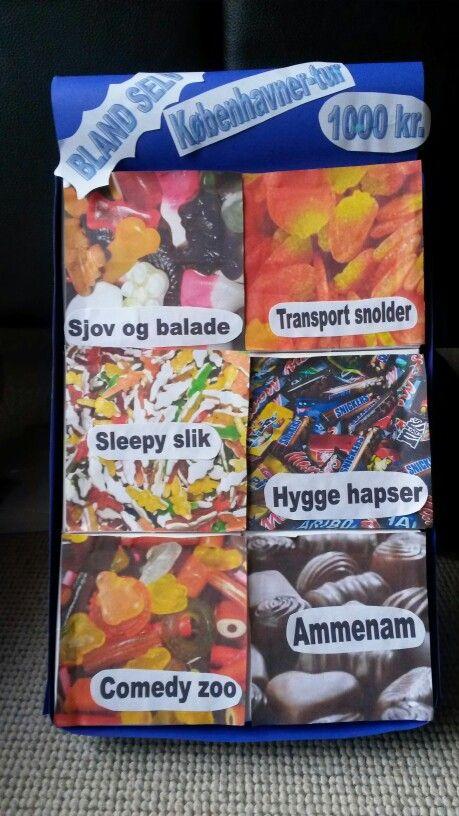 Gaveindpakning København tur