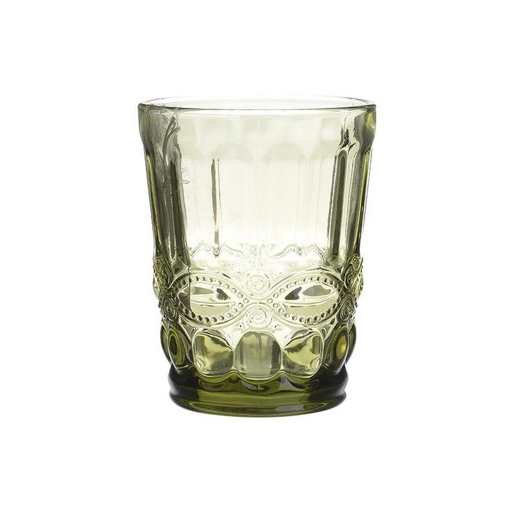 Wiskey Glass Set Of 6 Pieces - HOUSEHOLD - inart