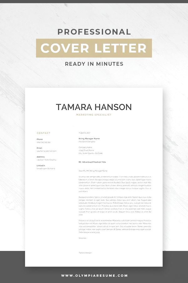Resume Template With Headshot Photo Cover Letter 1 Page Word Resume Design Diy Cv Templa In 2020 Professional Resume Examples Resume Examples Basic Resume Examples