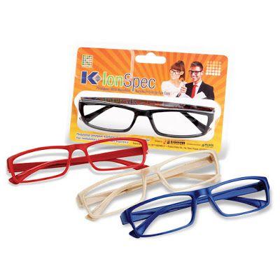 BLOG BISNISKU: Kacamata  K-IonSpec