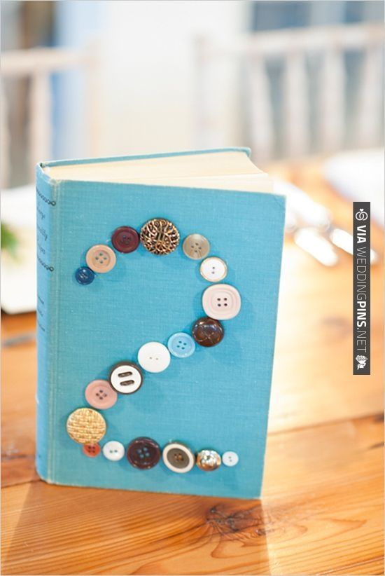diy button table numbers by Something Vintage Rentals | CHECK OUT MORE IDEAS AT WEDDINGPINS.NET | #diyweddings