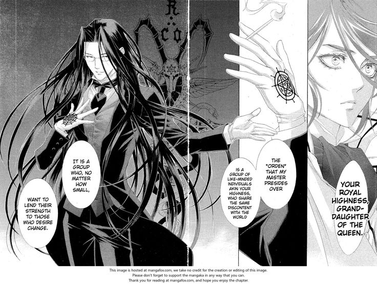 Trinity Blood 70: The Sword in the Stone at MangaFox.me