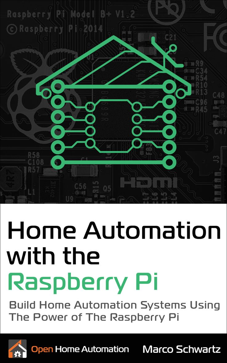Home Automation with The Raspberry Pi - Open Home Automation