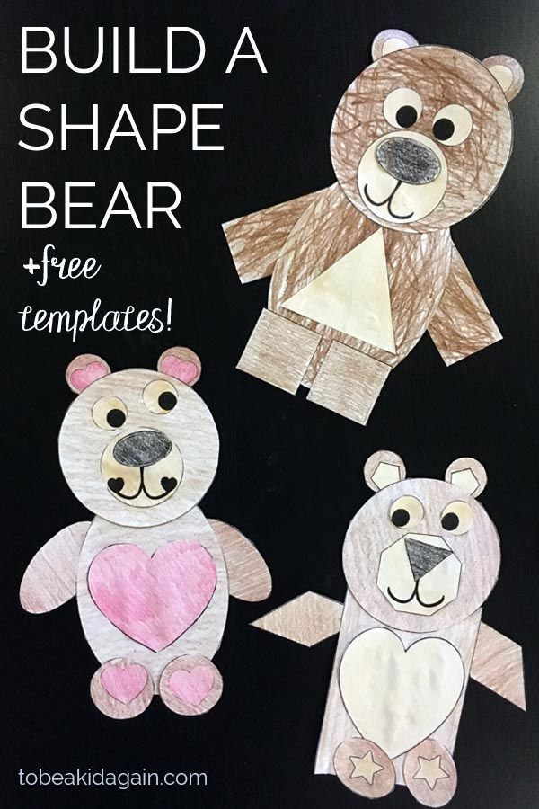 bear craft ideas 17 best ideas about crafts preschool on 1112
