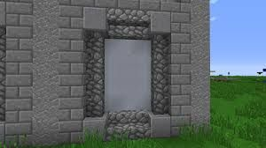 Image result for minecraft village wall designs