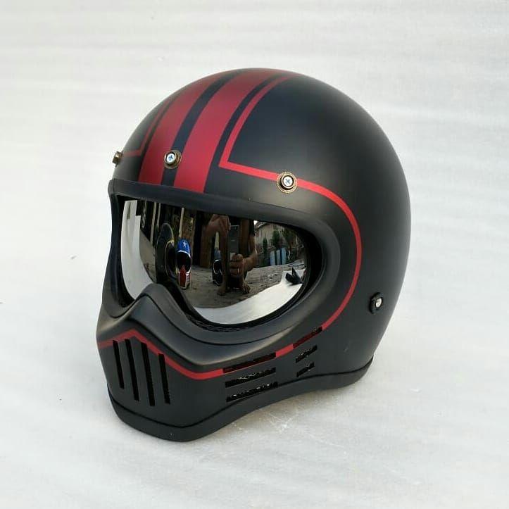 Coffee Racer Arts Custom M30 Helmet Design By Helmetarts Motorcycle Gear Cool Motorcycle Helmets Motorbike Helmet Bike Helmet Design