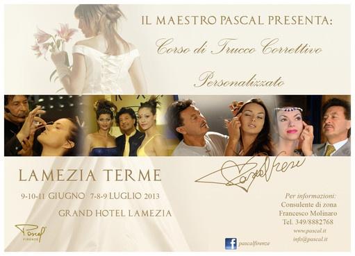 Corso di trucco correttivo personalizzato - Giugno / Luglio 2013 Lamezia Terme