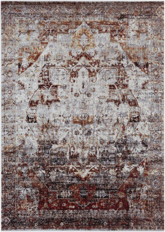 Brahim Dark Red Area Rug Area Rugs Grey Area Rug Rugs