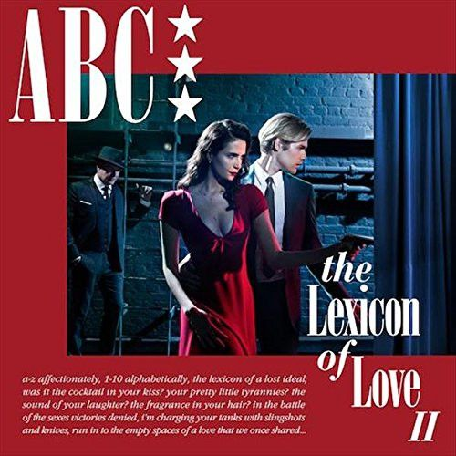 ABC - Lexicon Of Love II on Import Vinyl LP July 15 2016