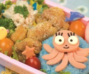 aranyos-élelmiszer-polip-bento doboz által _Lilian_