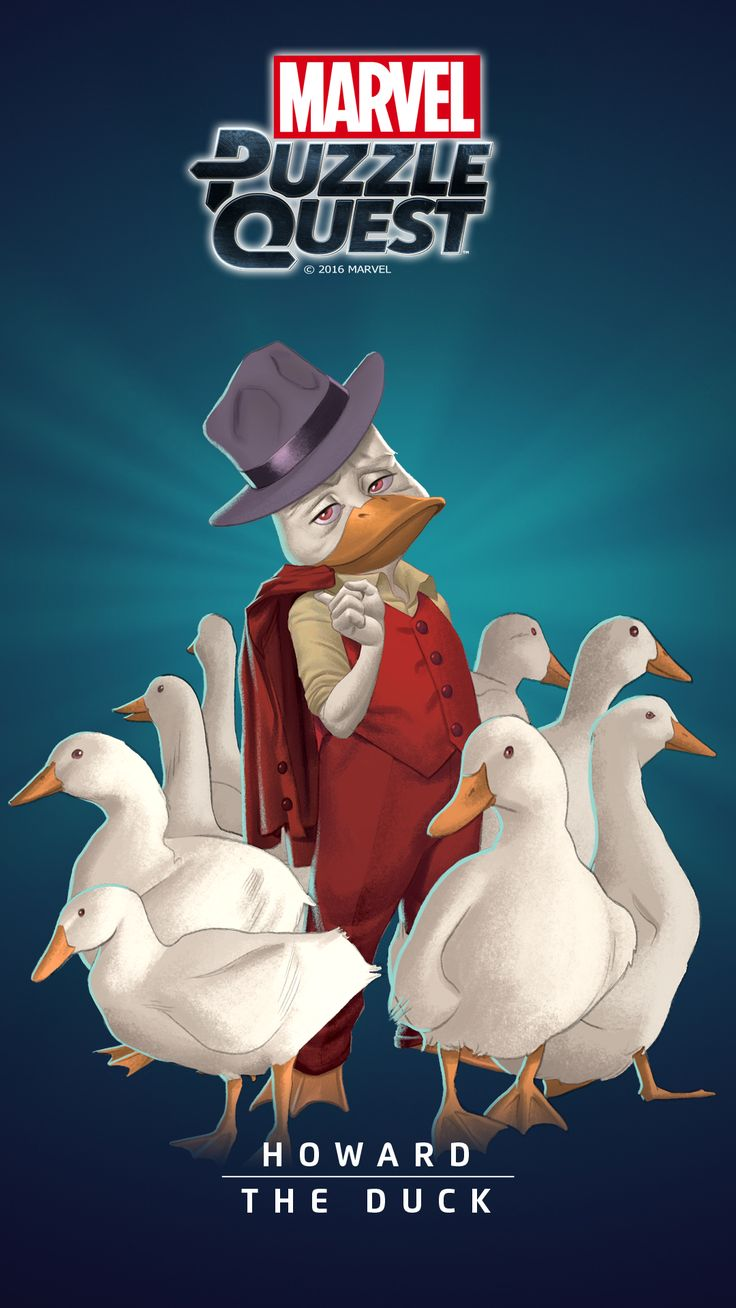Howard (The DucK) Poster-04