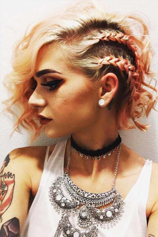 27+ Viking hairstyles female short hair ideas in 2021