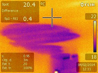 The Beauty of Infra Red ! Contact The Right Guy for YOUR assessment !