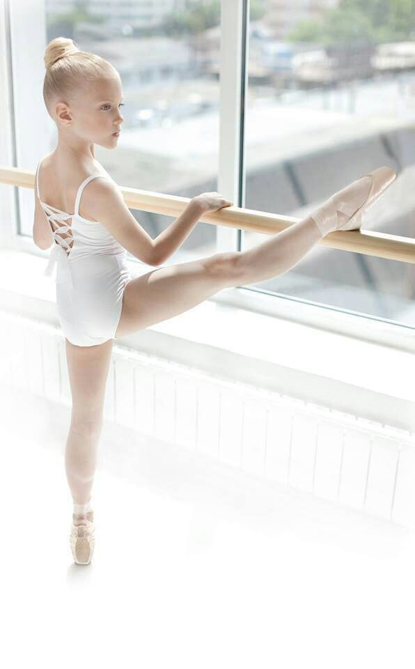 Little balerina...
