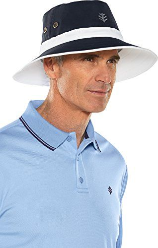 71be9ea1dd3 Discounted Coolibar UPF 50+ Men s Matchplay Golf Hat - Sun Protective   Apparel  Coolibar  Coolibar  Coolibar  Coolibar