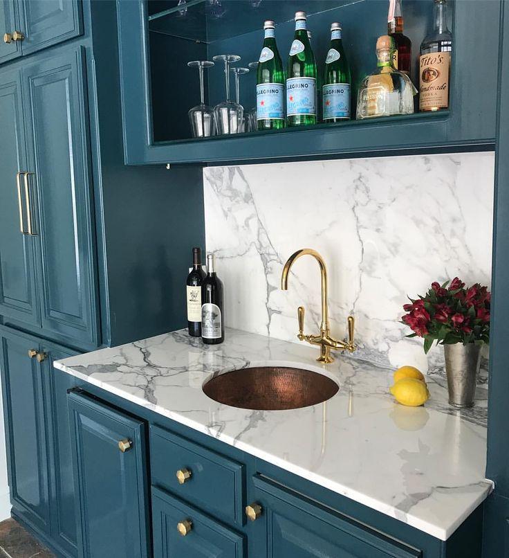 Best 20+ Teal Kitchen Cabinets Ideas On Pinterest
