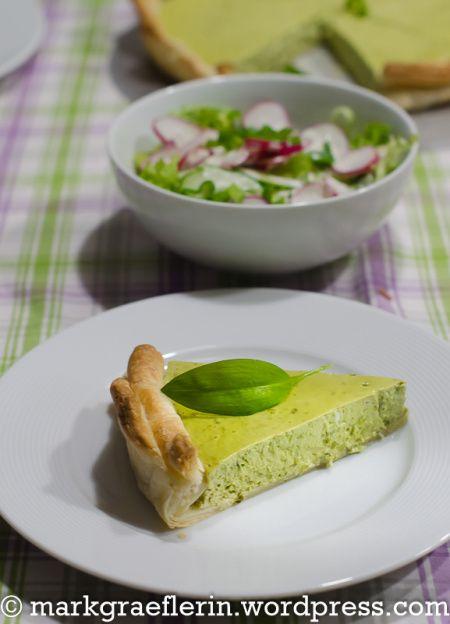 Gründonnerstag: Bärlauch Pie | Lebensart im Markgräflerland