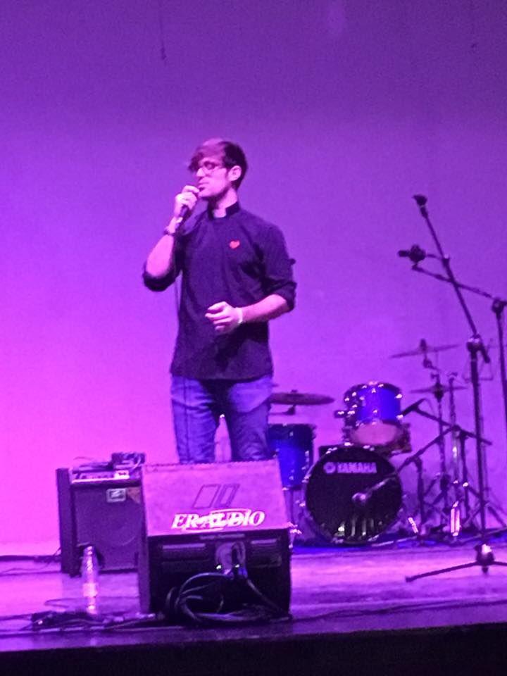 Concierto misionero en el teatro Cervantes #peritic By @P_lucoli