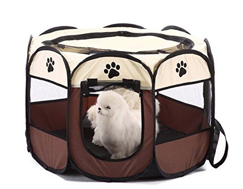 a1842ca3ce38 Pin by I Love My Cat Too on Cats Lover | Dog tent, Portable playpen ...