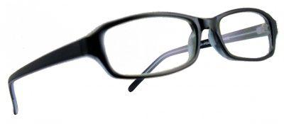$15.00 Hayden skinny rectangular clear lens glasses