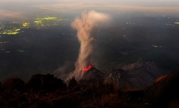 2012: The Year in Volcanic Activity - In Focus - The Atlantic
