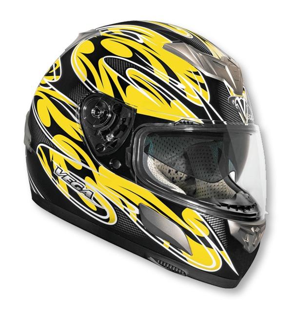 Motorcycle Helmets | Vega motorcycle helmets, street bike helmet, sport bike helmets ...