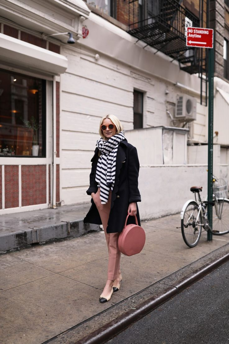 blush-outfit-preppy-jcrew-stripes-navy-chanel-flats