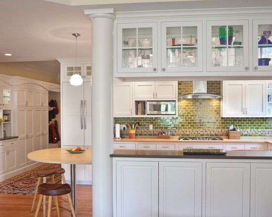 Double Sided Kitchen Cabinets 228 best kitchen cabinet tips images on pinterest | kitchen