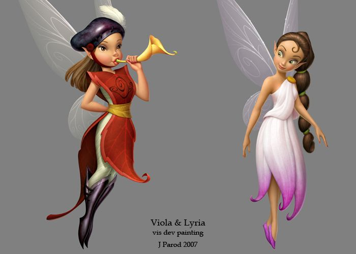 Mod The Sims - The Fairies of Pixie Hollow: Lyria