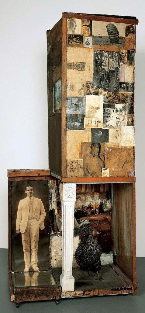 Untitled   Robert Rauschenberg, Untitled (ca. 1954)