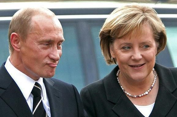 Germany ready to hand over Donbas to Putin!