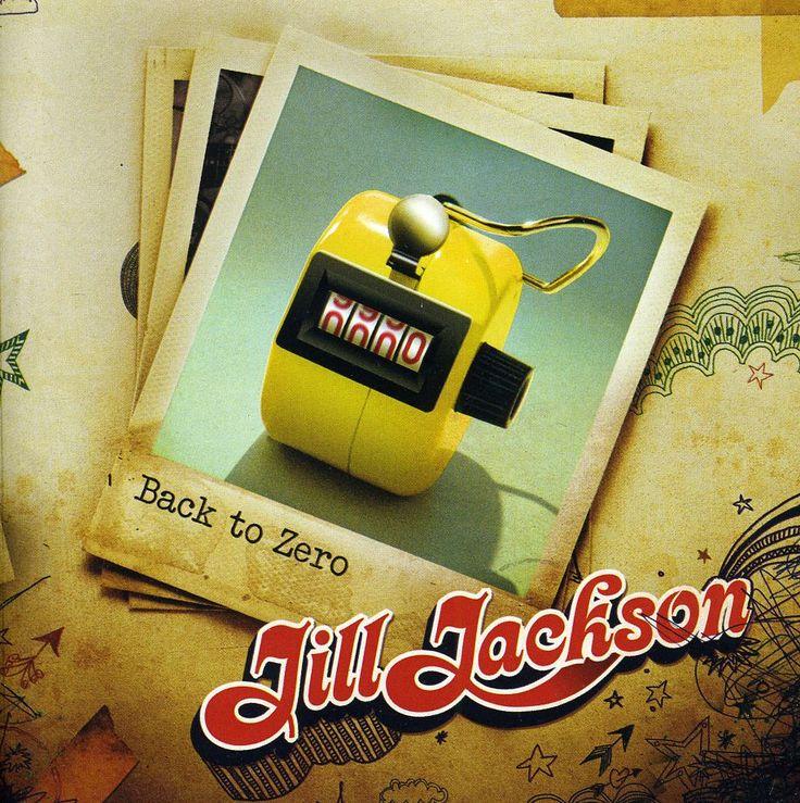 Jill Jackson - Back To Zero