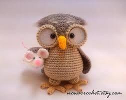 Amigurumi Patrones Gratis De Buho : Mejores imágenes de buhos crochet apoyo en búhos de