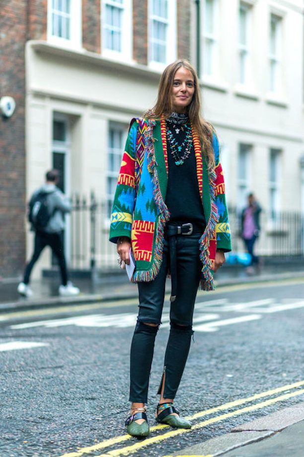 size 40 fd3ba 5ae73 My Favorite Street Style Snaps From London Fashion Week