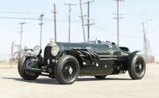 1924 Vintage Bentley 'Hawkeye Special'