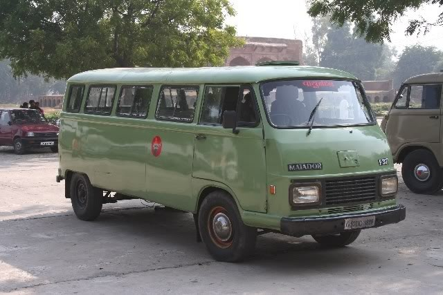 BajajTempo Matador Vans india, Vans, Cargo van