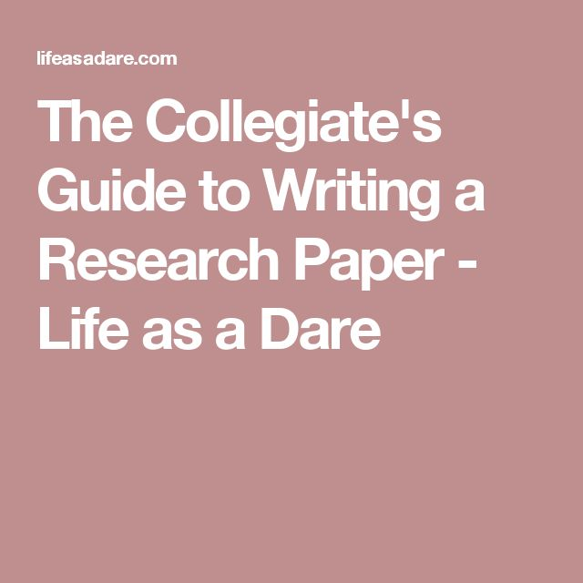 high school guide to writing a research paper School) thanks also to tom jehn of the harvard writing project and nancy  sommers, sosland director of  formula you might have learned in high school   writing assignments, especially longer research papers, the stakes for a good.