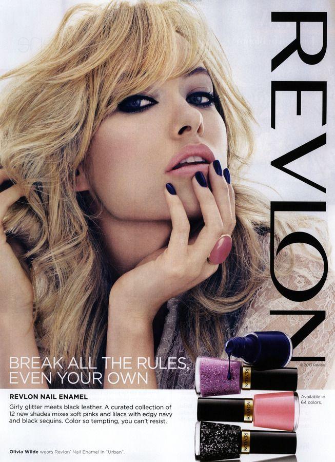Revlon cosmetics ad essay
