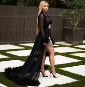 BREAKING NEWS IN NIGERIA AND WORLDWIDE | QUEEN HORLA BLOG : Blac Chyna is all shades of gorgeous in new photos...